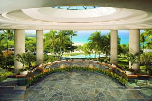Hapuna-Beach-Prince-Hotel-Lobby