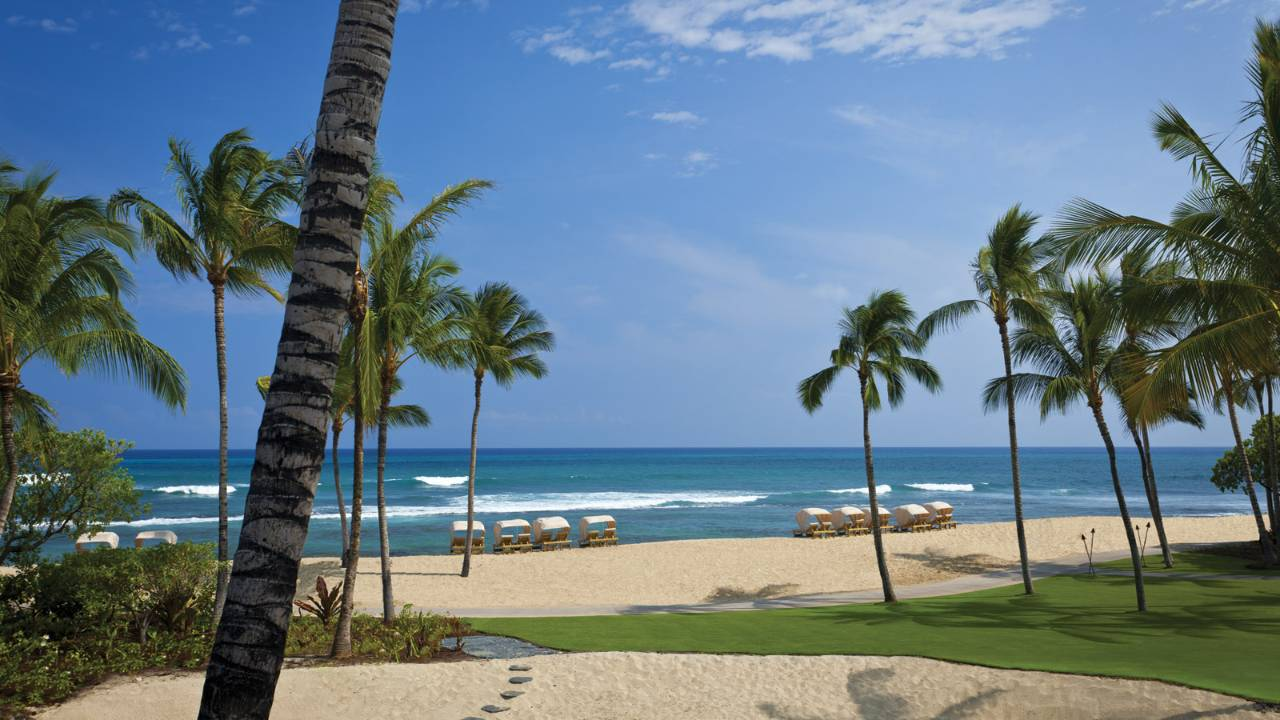 Four Seasons Hualalai Solutions In Site